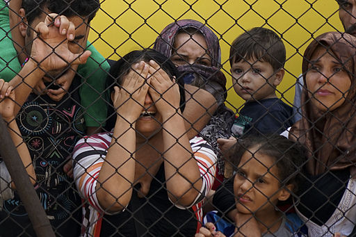 Syrian Refugees Photo: Tomoko Snyder Source: Flickr  CC